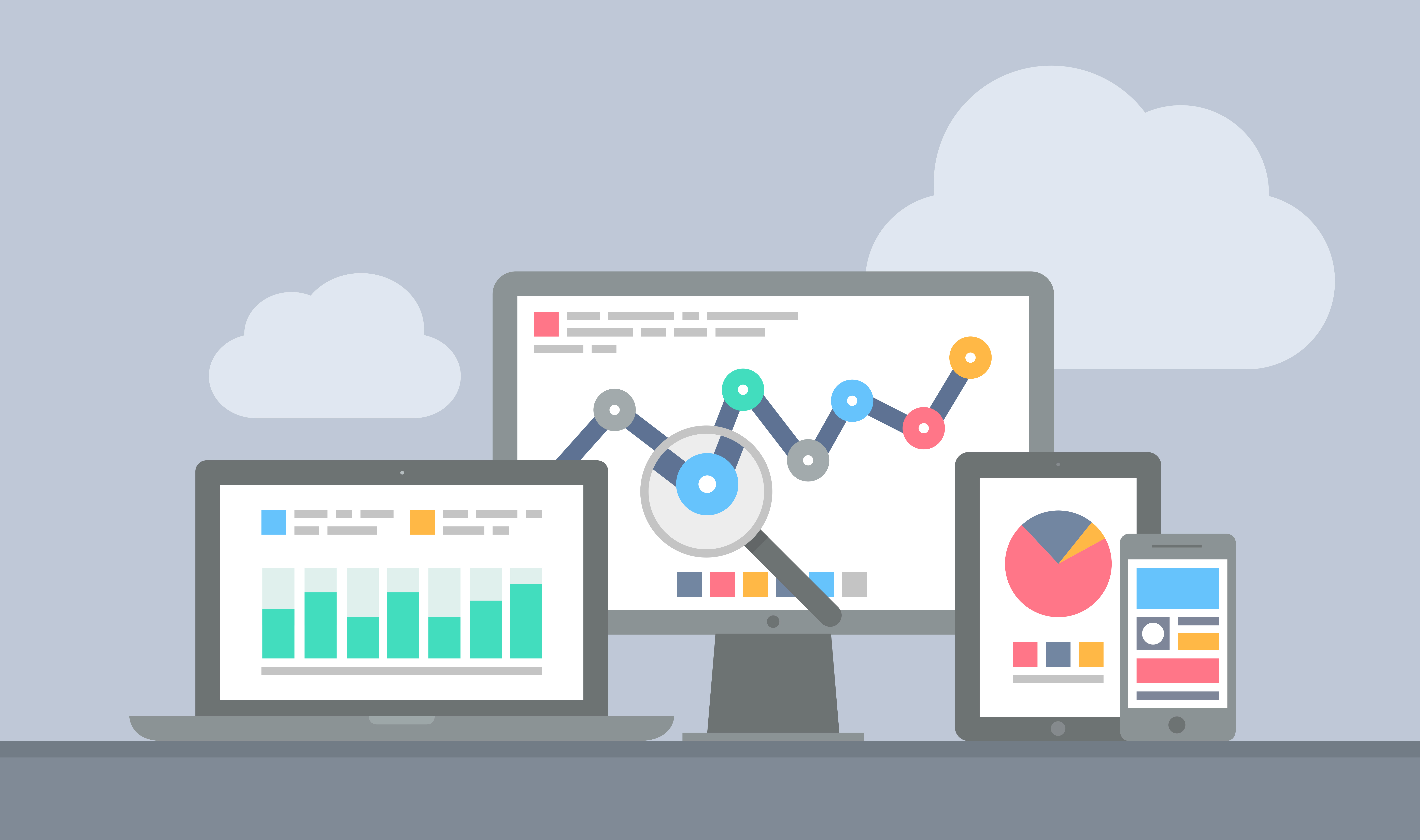 website_analytics_development_vector_design_mobile_computing_analysis_web_flat_icons_modern_business_chart_illustration_concept